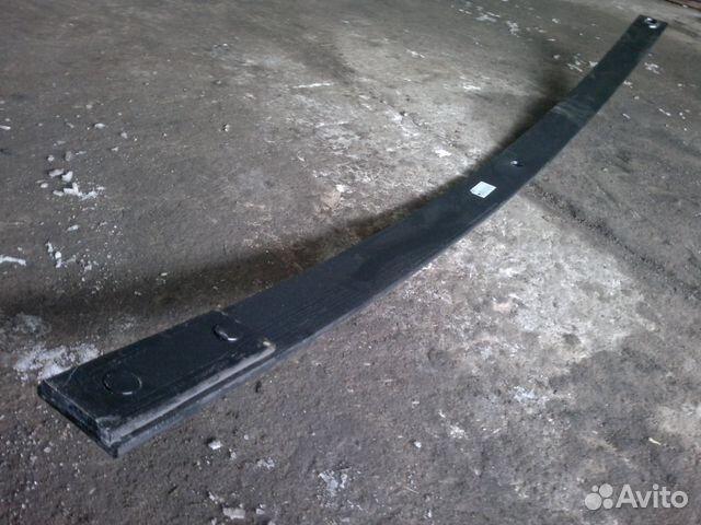 Коренная рессора камаз сталь