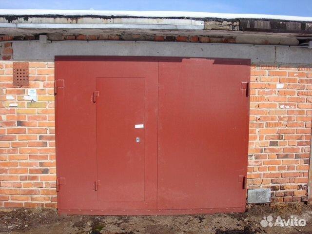 Автоматические утепленные гаражные ворота