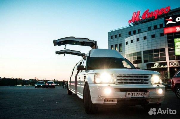 Услуги - Аренда лимузина Range Rover
