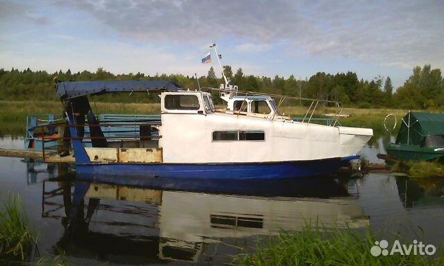 катер для рыбалки пермь