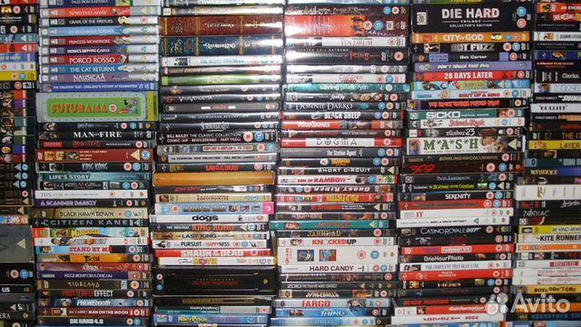 В магазине Мурманска нашли поддельные DVD-диски