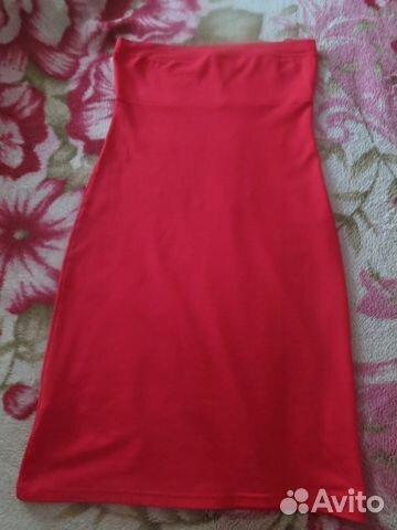 d5016f9915e Новое платье-футляр без бретелек