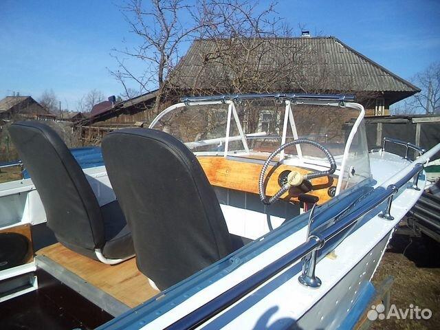 продам лодку авито киров