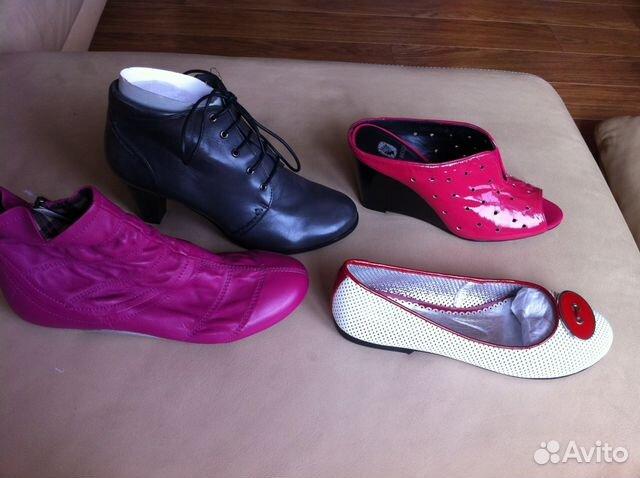 0ebcd0d22 Новая обувь на 36- 38р натуральная кожа везде купить в Москве на ...