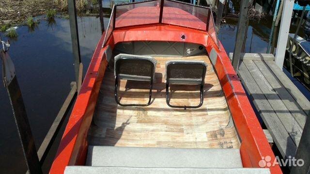 купить лодку казанку б у кострома