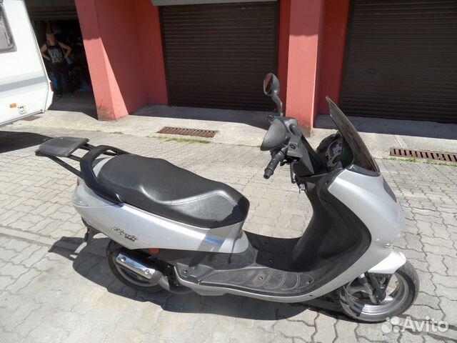 скутер peugeot design в калининграде