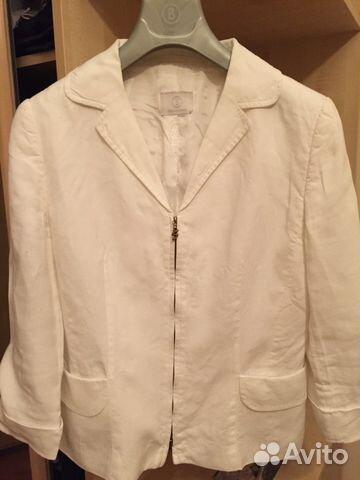Пиджак белый sonia bogner   Festima.Ru - Мониторинг объявлений 0e5a5e2382f