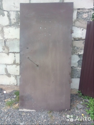 куплю железную дверь толщина железа 5 мм