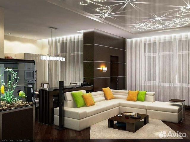 дизайн проект квартиры ... - ukvartira.ru