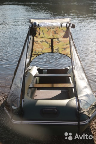 тент к лодки на конаково