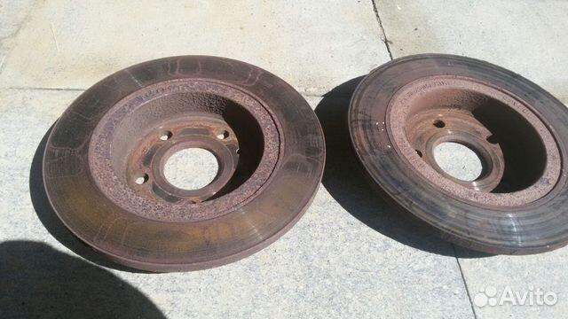 Тормозные диски на Chevrolet Cruze