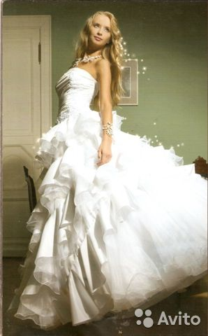Авито свадебное платье в рыбинске