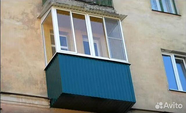 """""""сталинский"""" балкон с крышей купить в саратовской области на."""