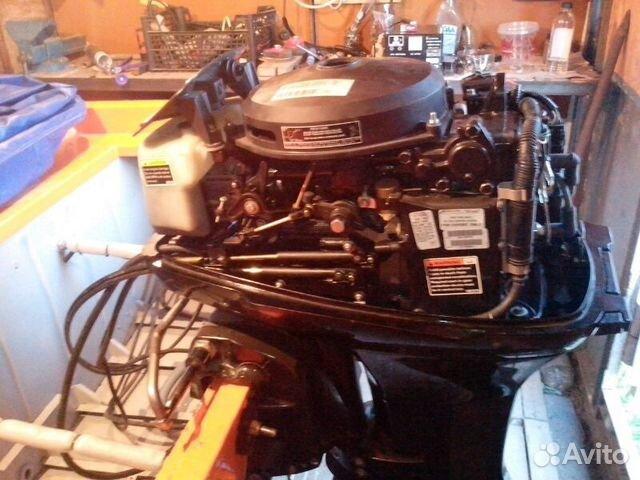 лодочный двигатель торговля ме40ео