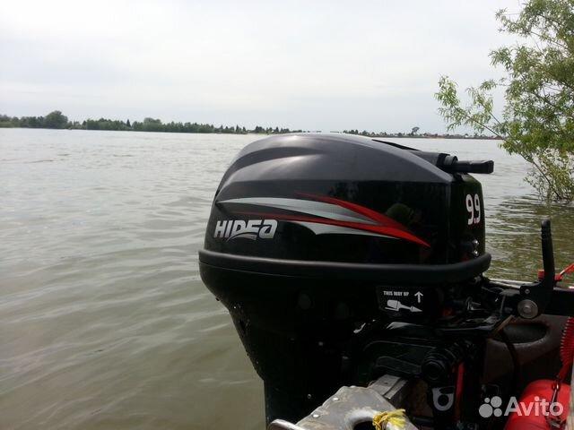 лодочные моторы хидея новосибирск