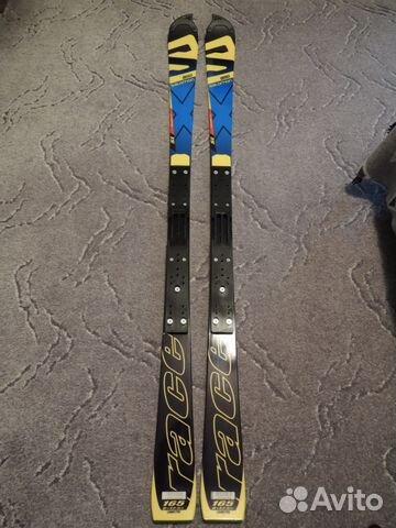 5ec059dac372 Горные лыжи salomon X-race SL LAB 165