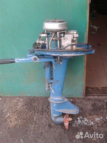 купить в перми на авито лодочный мотор ветерок 12
