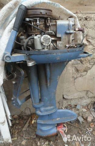 лодочный мотор вихрь 25 масло в редуктор