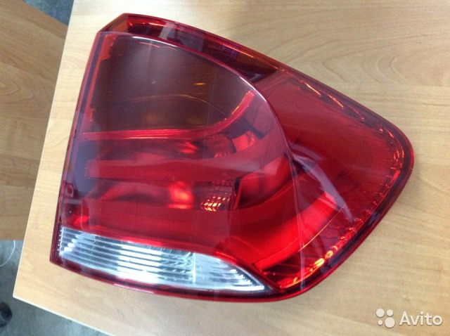 Фонарь задний правый BMW X1 89277252175 купить 2