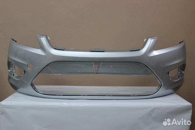 бампер окрашенный ford focus 2