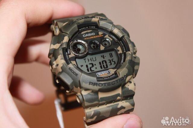 существует часы g shock купить в спб оригинал версия