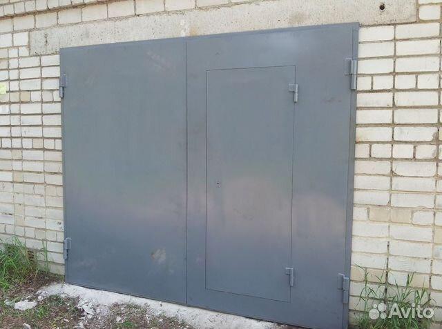 гаражные ворота на авито в туле