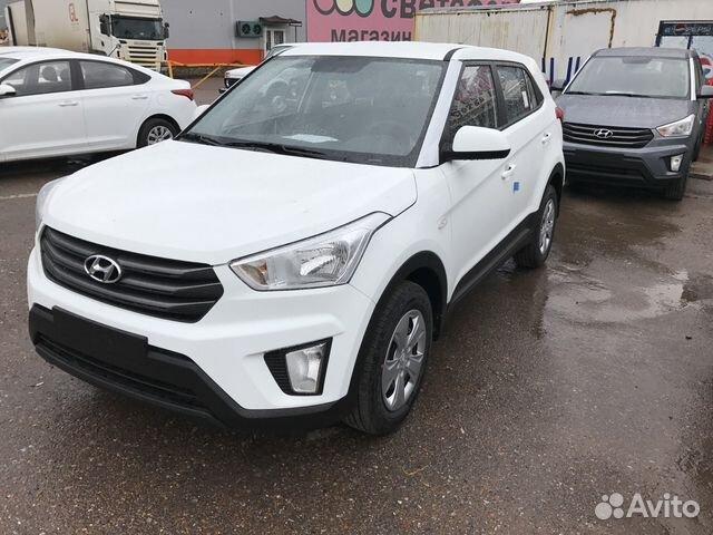 Комплектация Hyundai Creta Active