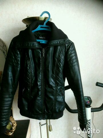 Leather jacket 89514782032 buy 1