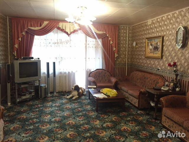Продается четырехкомнатная квартира за 5 200 000 рублей. г Киров, ул Маклина, д 56.