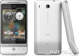 HTC Hero Android (5Mpx, Wi-Fi, 3G, GPS, microSD)— фотография №1