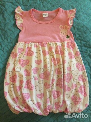 a399b427cb7 Платье для девочки купить в Новосибирской области на Avito ...