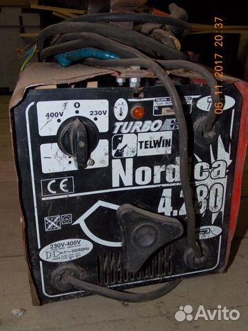 Сварочные аппарата nordica какой инверторный сварочный аппарат лучше отзывы
