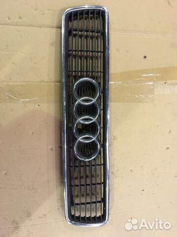 Решётка радиатора Ауди 80 Б4 8G0853651A— фотография №1