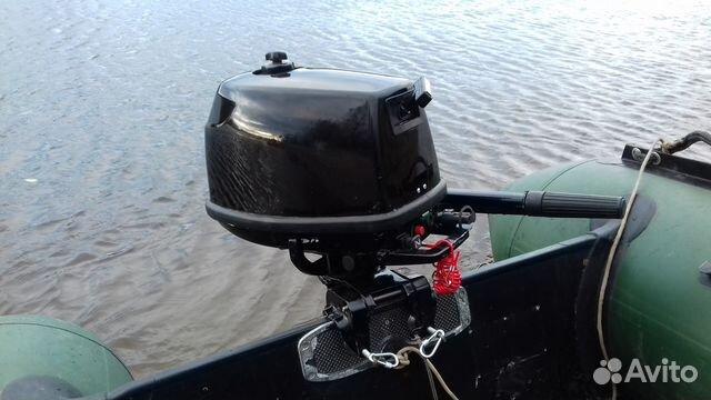 Лодочный мотор beluga