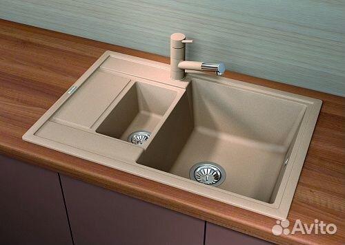 Столешница на две раковины б/у авито столешница в классической ванной комнате