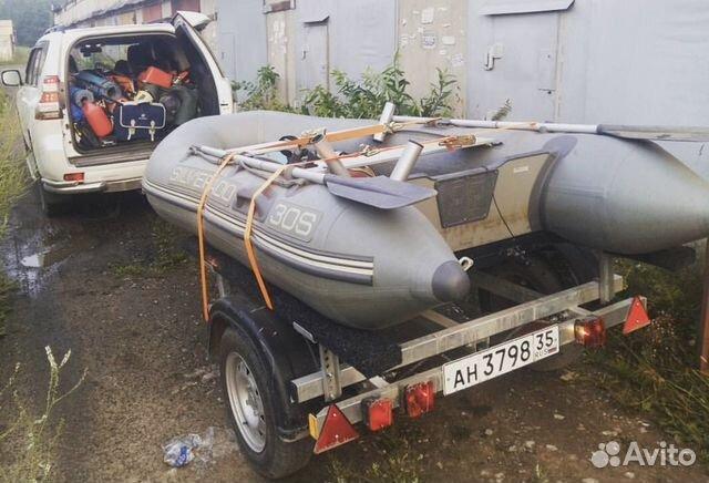 лодочные моторы в смоленске-тохатсу