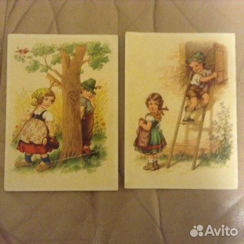 Надписью меня, открытки 40 х годов германия