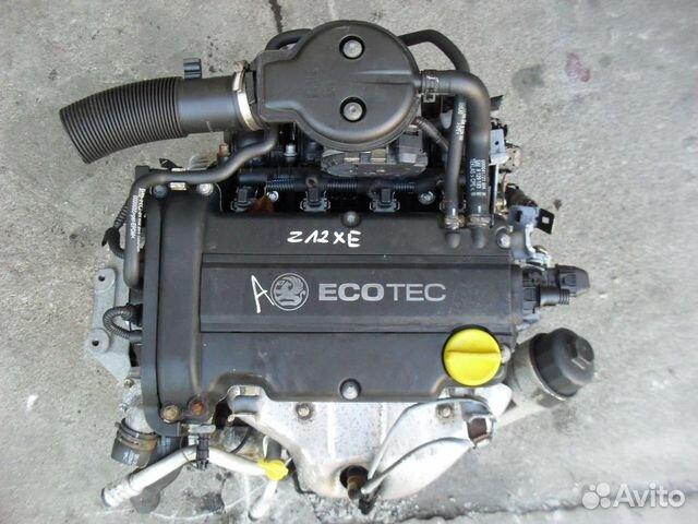 контрактный двигатель опель омега б 5,7л