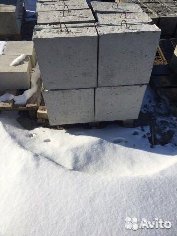 фундаментные блоки 40 40 20