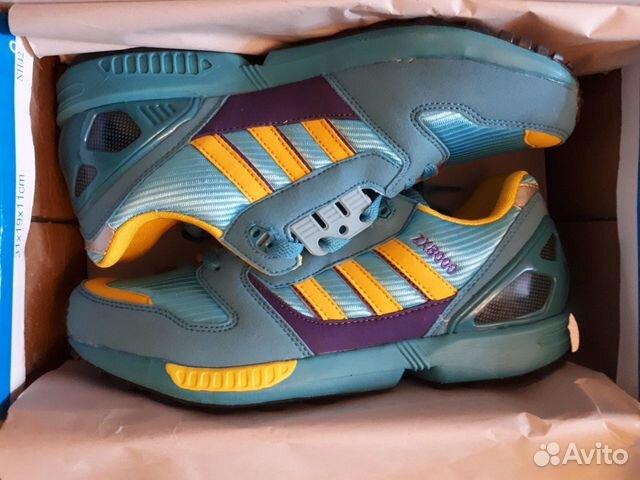 4f8287761ef7 Кроссовки Adidas ZX8000 torsion aqua UK8   Festima.Ru - Мониторинг ...