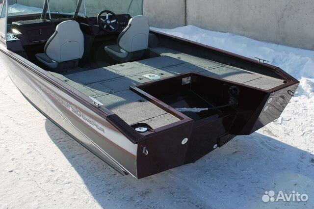 Windboat 5.0 EVO Fish-ну просто шикарная тачка 89023895075 купить 2