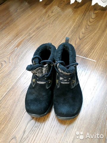 Ботинки женские 89173735238 купить 4
