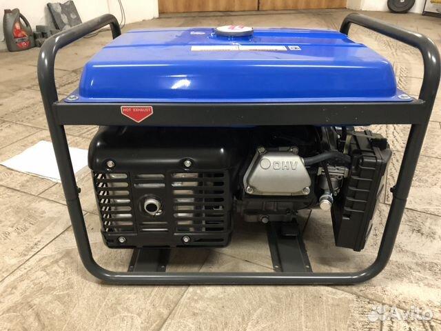 Генератор Yamaha EF 6600 89139853596 купить 2