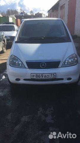 Mercedes-Benz A-класс, 2000 89523003975 купить 1