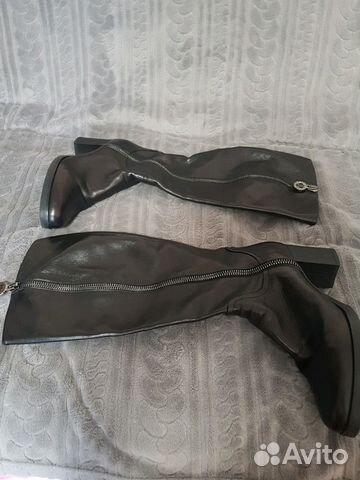 a6a1c80ca1bf Сапоги кожаные Valentino (Милан)   Festima.Ru - Мониторинг объявлений