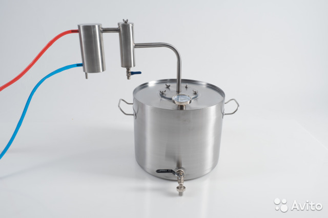 Самогонный премиум элит 12 самогонный аппарат