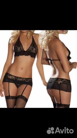 0b001458df149 Комплект эротического нижнего белья купить в Санкт-Петербурге на ...