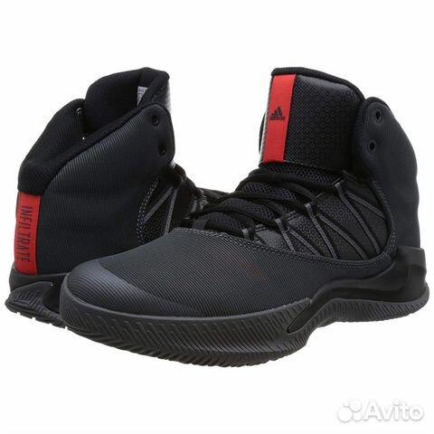 Кроссовки баскетбол Adidas Infiltrate (CG4806)— фотография №1 9d8535c4f2f