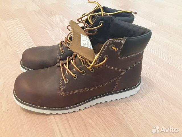 325e4311 Ботинки мужские Wolverine zeka brown | Festima.Ru - Мониторинг ...