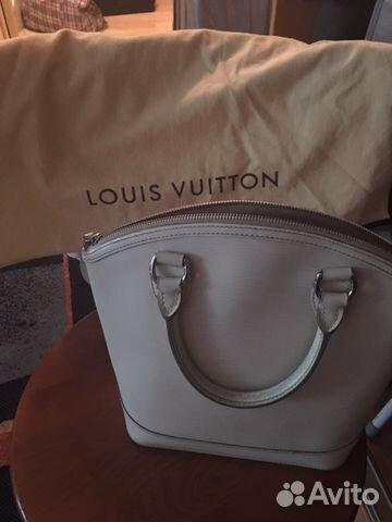 04f790f48243 Продам сумку louis vuitton оригинал купить в Москве на Avito ...